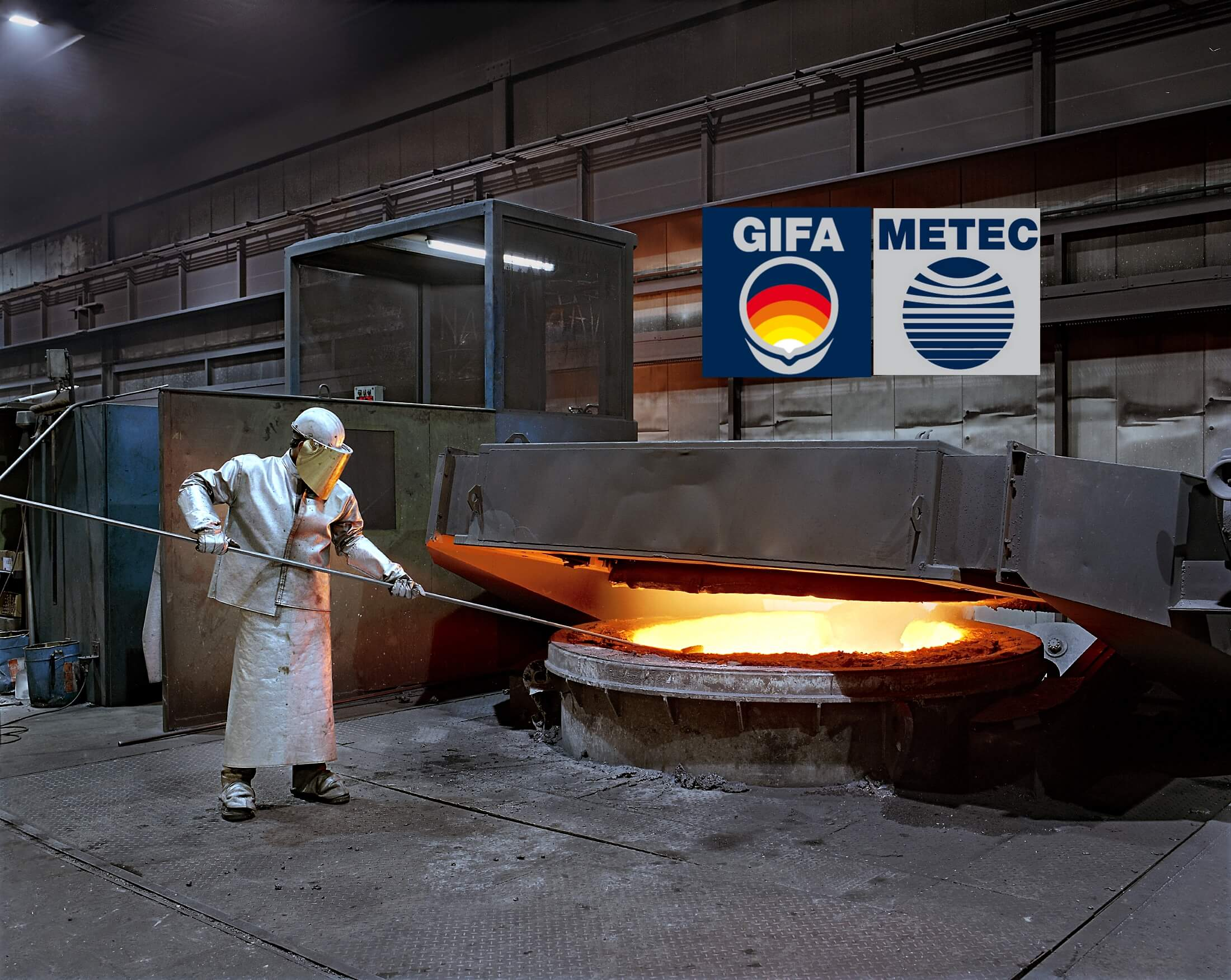 Calderys Foundry Solutions will be at GIFA & METEC 2019 in Germany