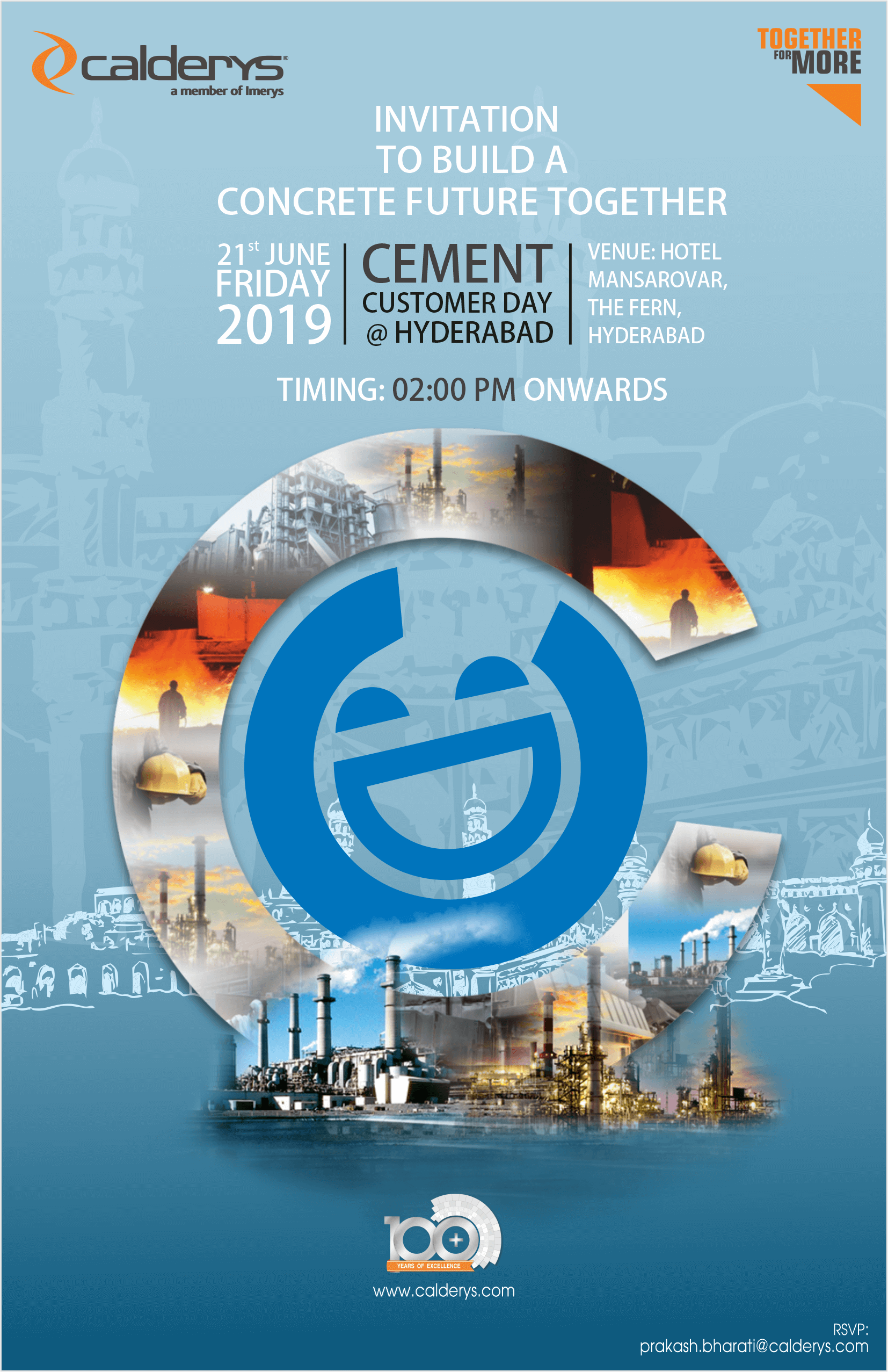 Cement Customer Day - India