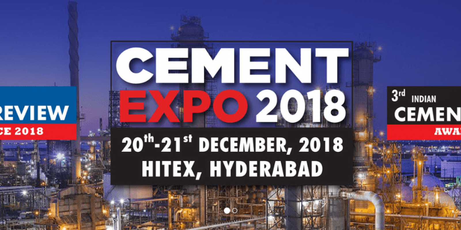 Cement Expo 2018 Hyderabad