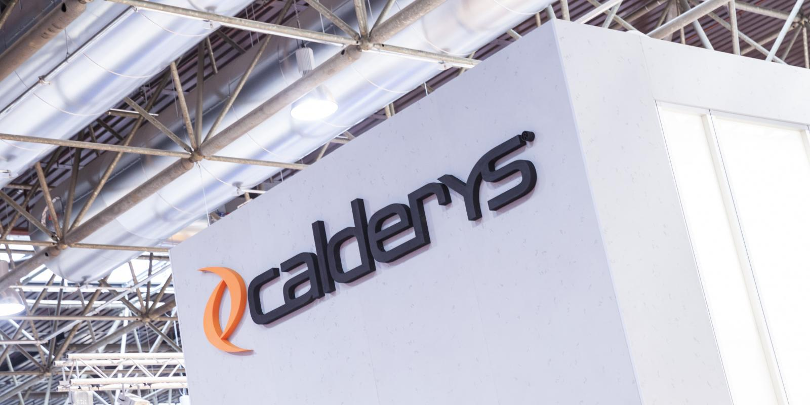 Calderys at Events and Conferences