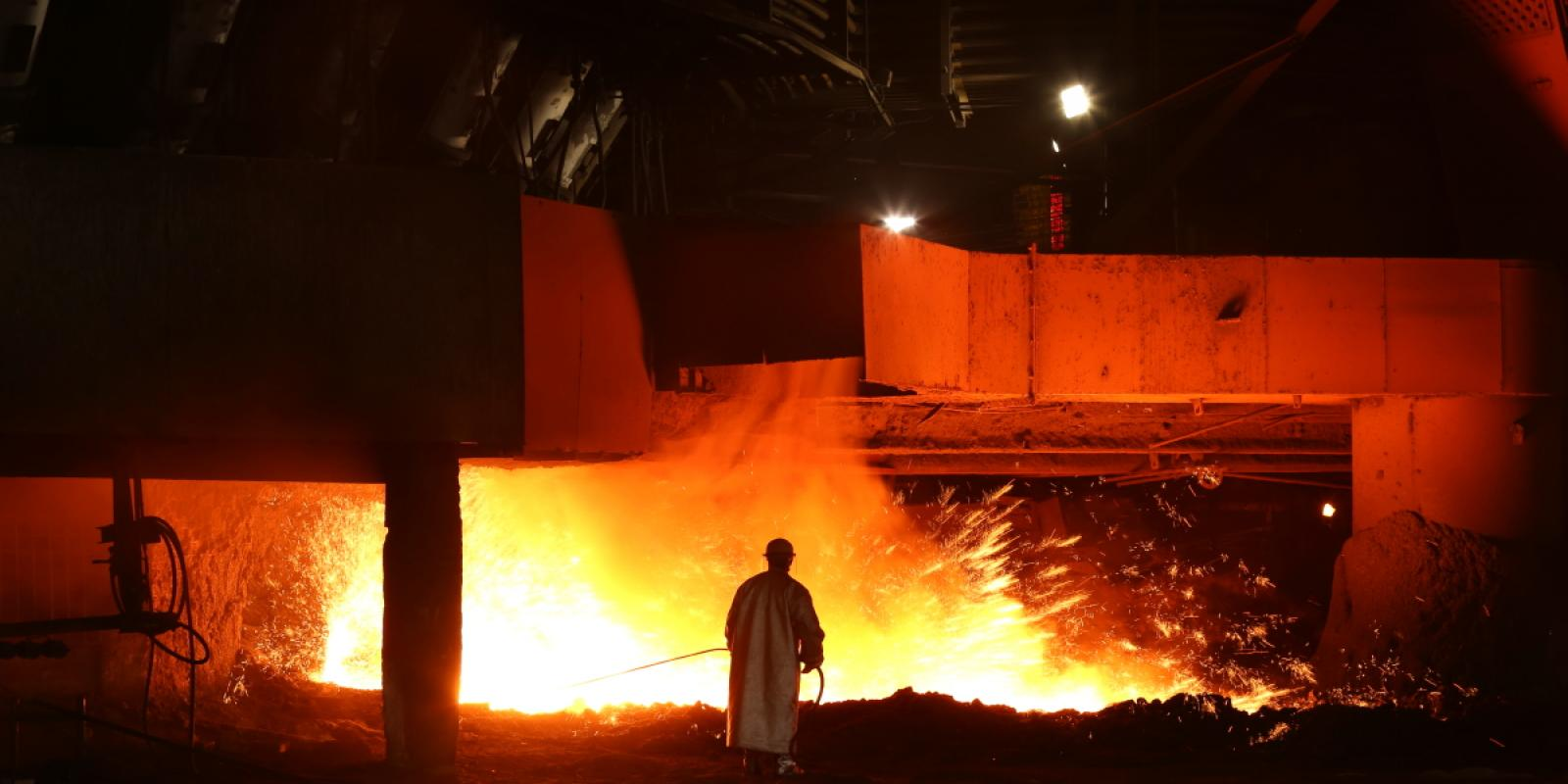 Ironmaking - Iron industry