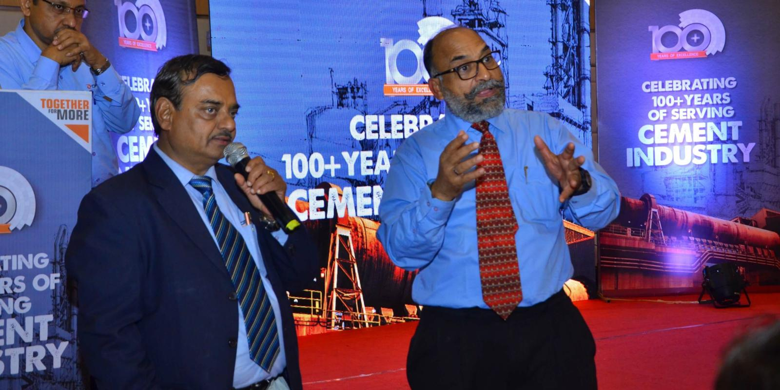 Cement Customer Day celebrated in India by Calderys