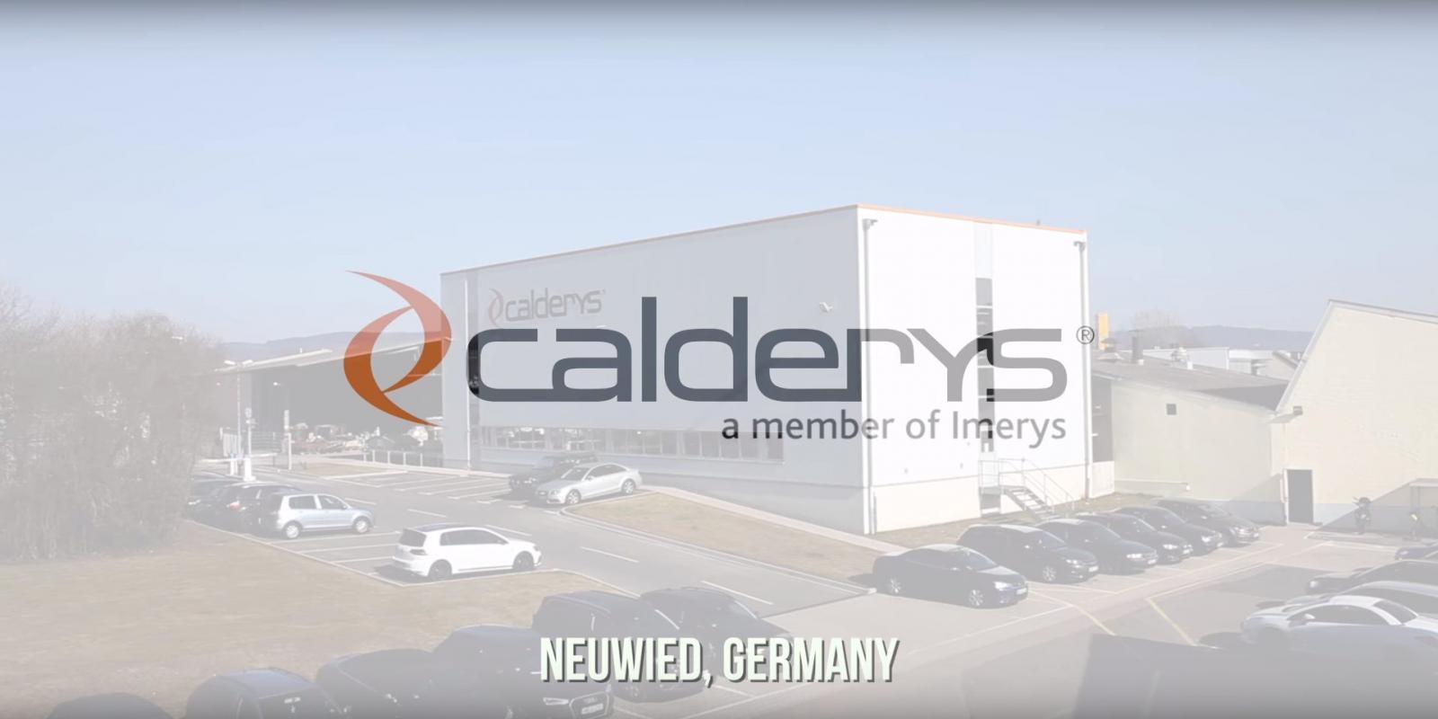 Calderys Video Intro: Neuwied Germany Plant Tour