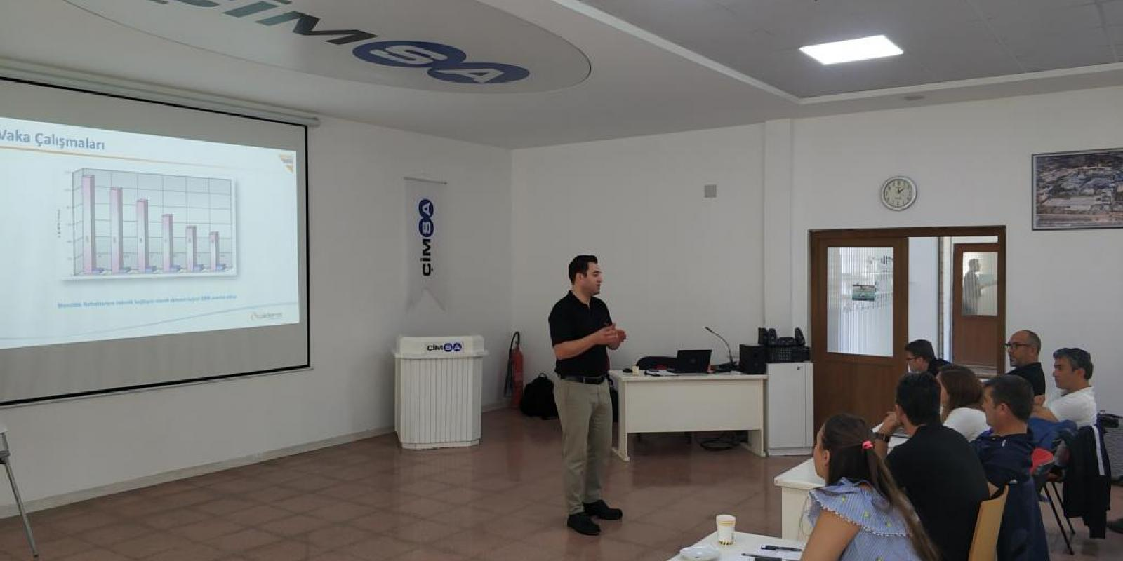 Calderys offers refractory training for customers in Turkey