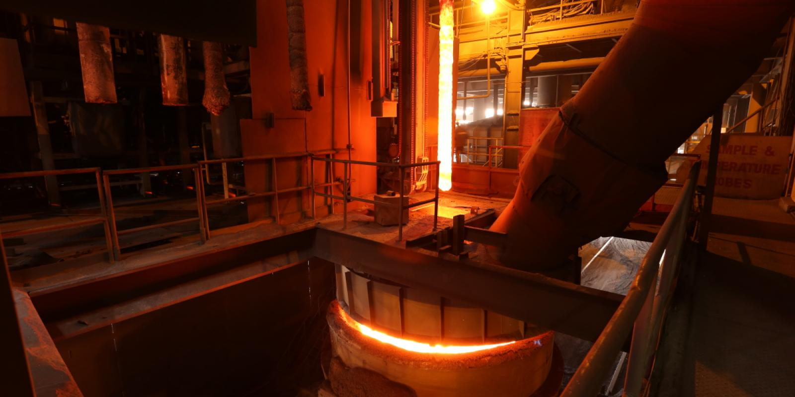 Steelmaking - Secondary metallurgy