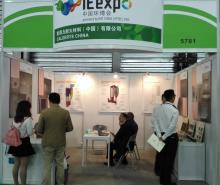 IE Expo - Calderys China Previous Booth