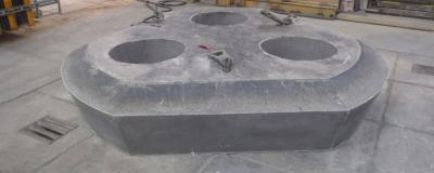 Precast Delta Roof For EAF   Steel Example
