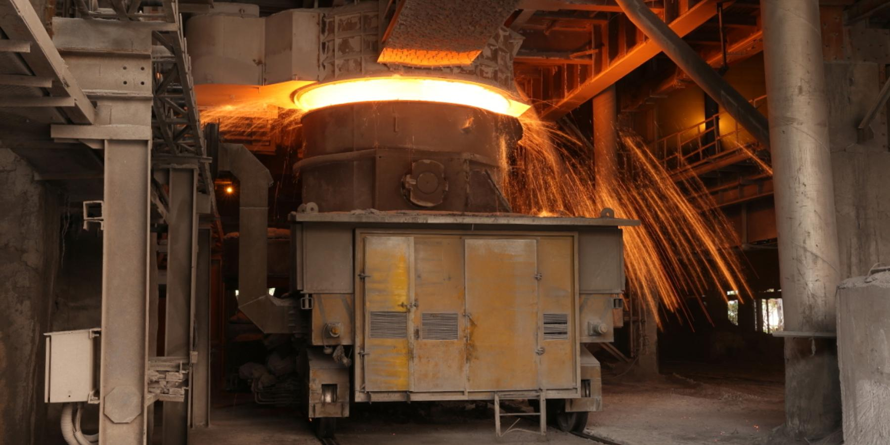 Steel Plant operations